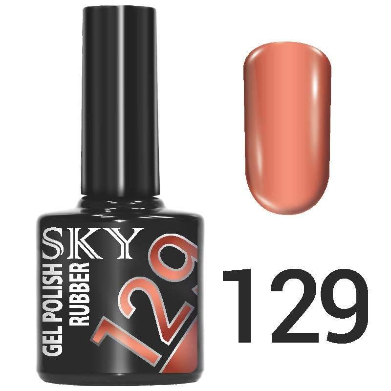 Sky gel №129