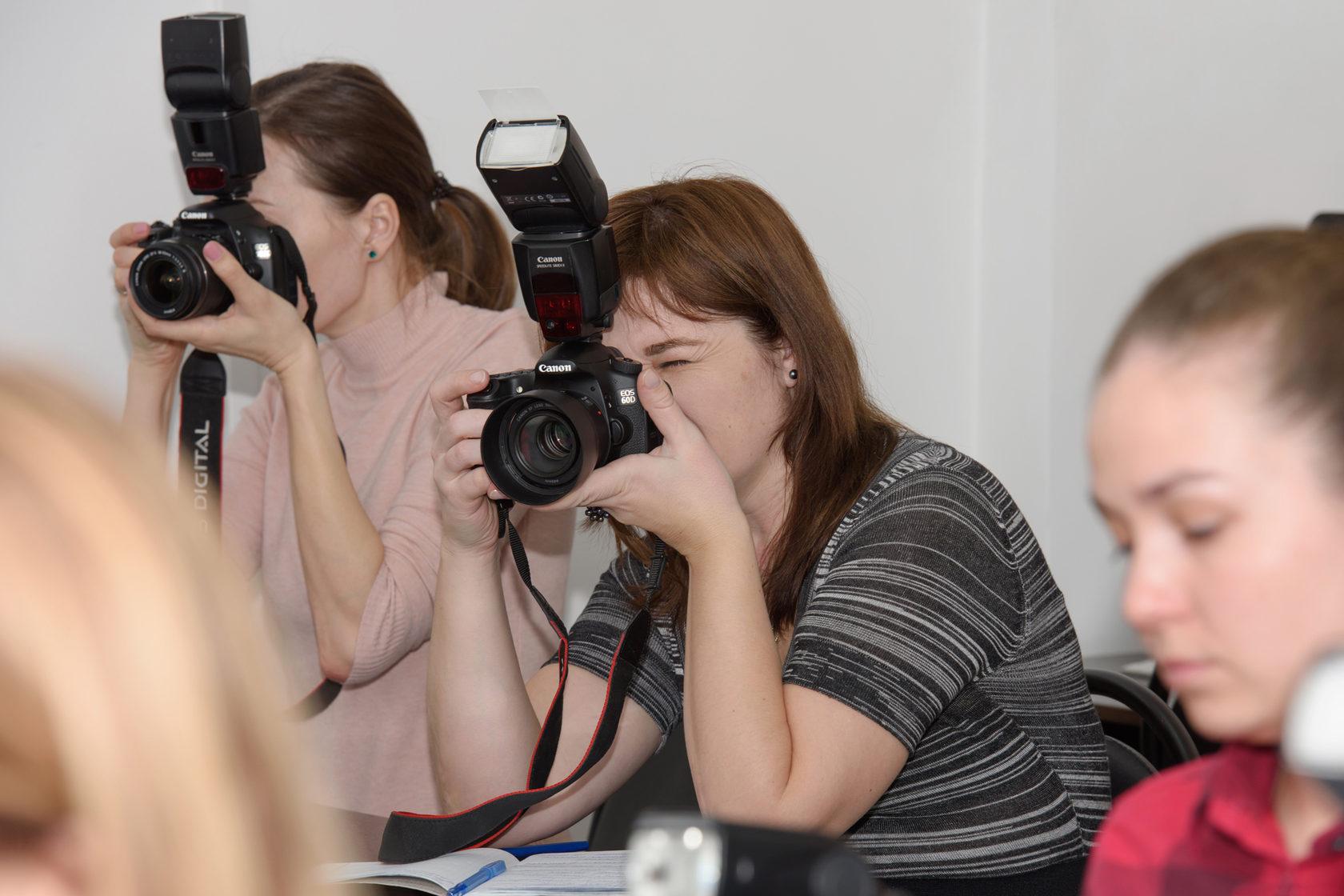 таком благоустроенном курсы фотографии для начинающих спб в приморском девочкам наверняка будет