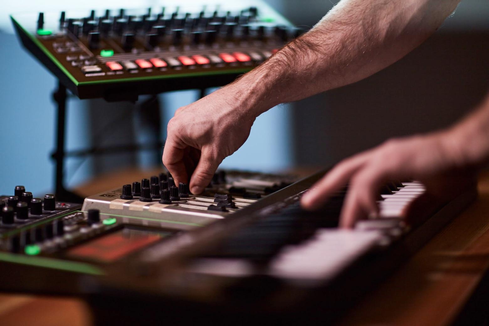 Курс music production PRO