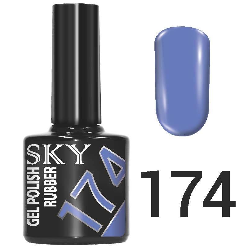 Sky gel №174