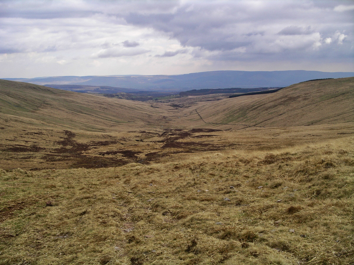 Remote location Brecon Beacons