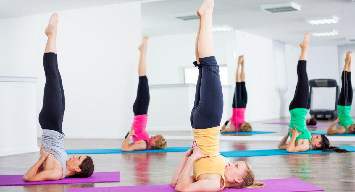 Профессиональная подготовка по йоге Киев