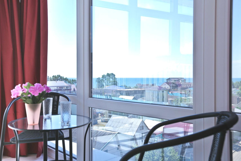 Место отдыха в номере отеля Марсель в Лермонтово