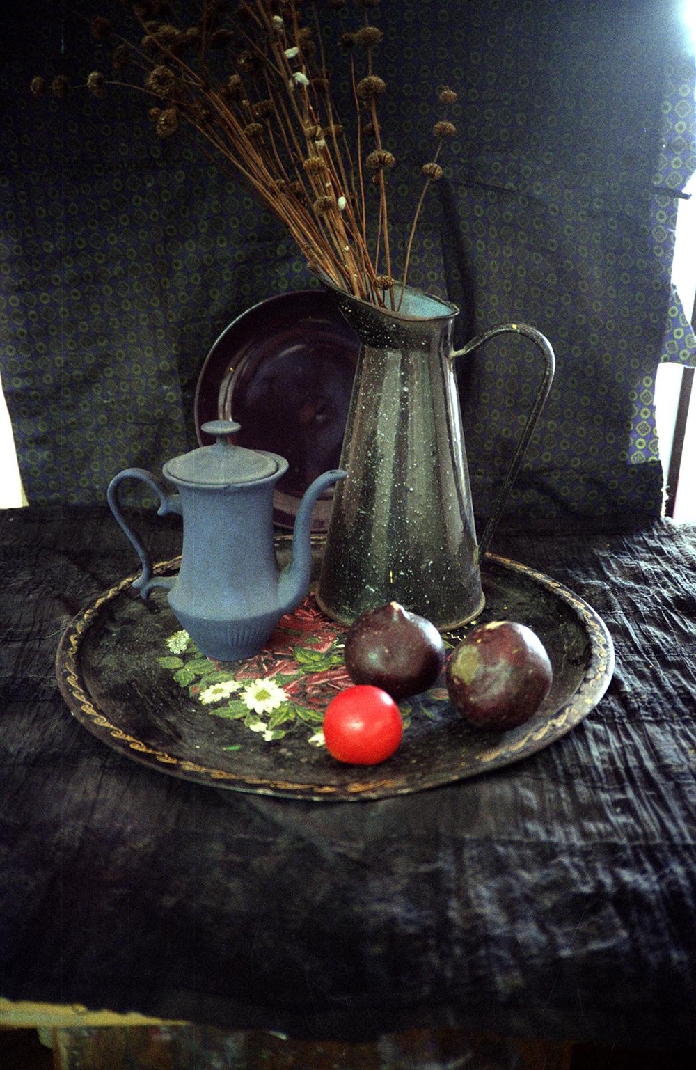 Пример фотографии на Olympus XA + Kodak Pro Image 100