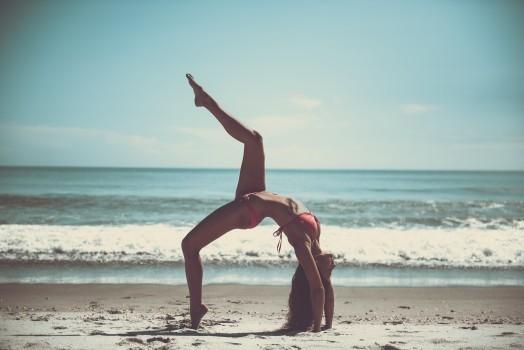 Персональный тренинг по йоге Киев