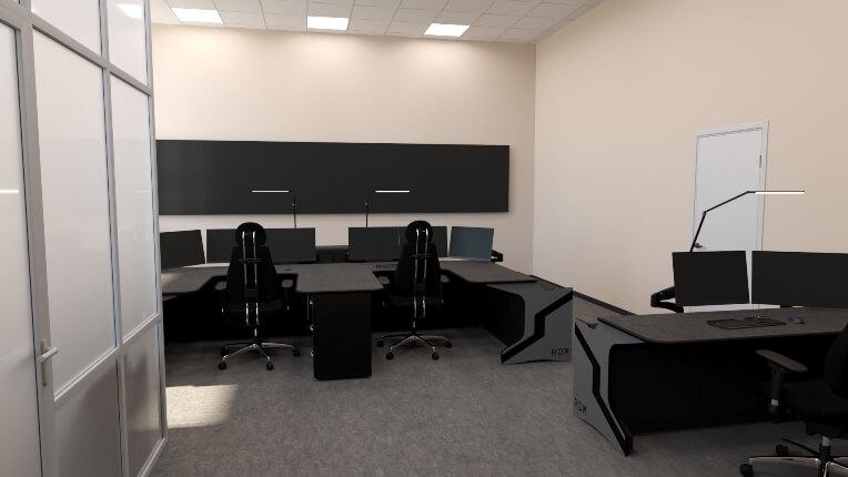 Диспетчерские столы для ВДНХ