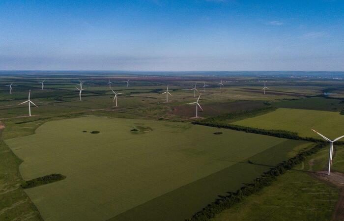 Фонд развития ветроэнергетики начал поставки зеленой энергии в Татарстан