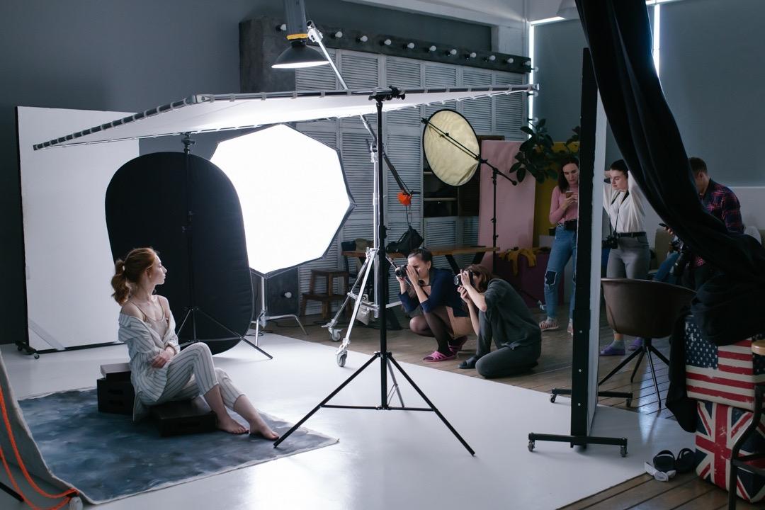 Мастер-класс по студийному свету в фотостудии Laboratory в Екатеринбурге