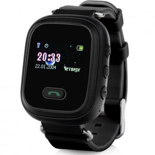 Детские смарт часы-телефон Smart Baby Watch Q60 черные - Smart Baby