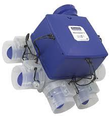Система вентиляции Healthbox, адаптивная вентиляция по потребности