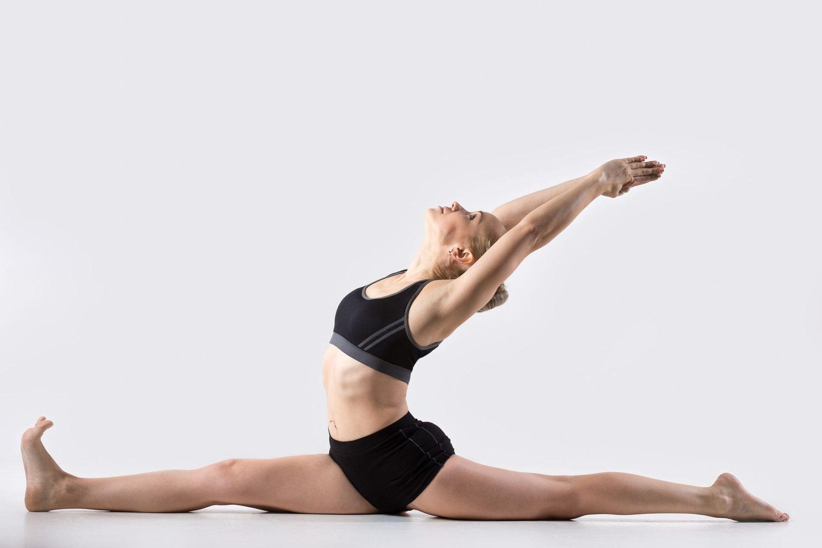 Уроки йоги в Киеве