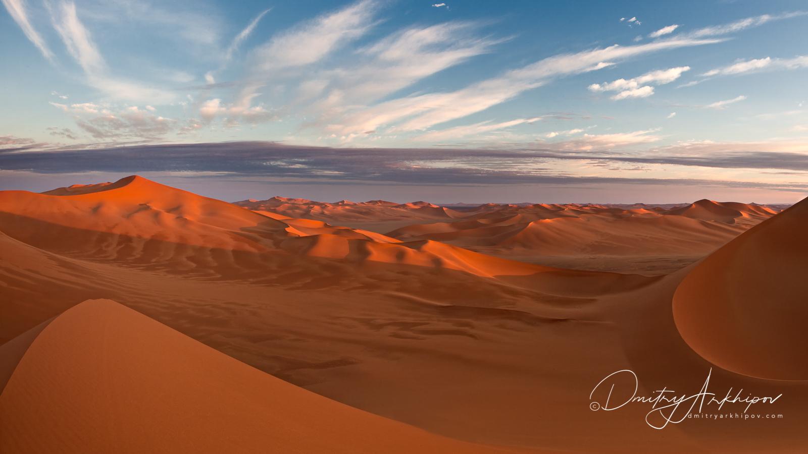 Sahara. Morocco