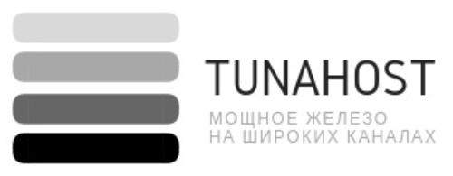TunaHost.ru - Мощное железо на широких каналах