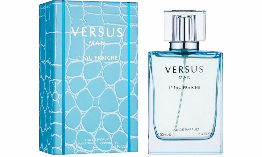 Versus L'Eau Fraiche by Fragrance World - Arabian, Western and Middle East Perfumes - Muskat Gift Shop Kenya