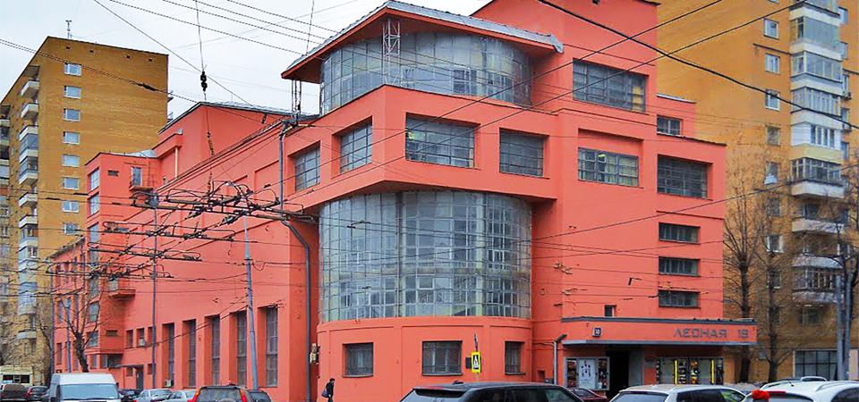 Дк зуева фото здания