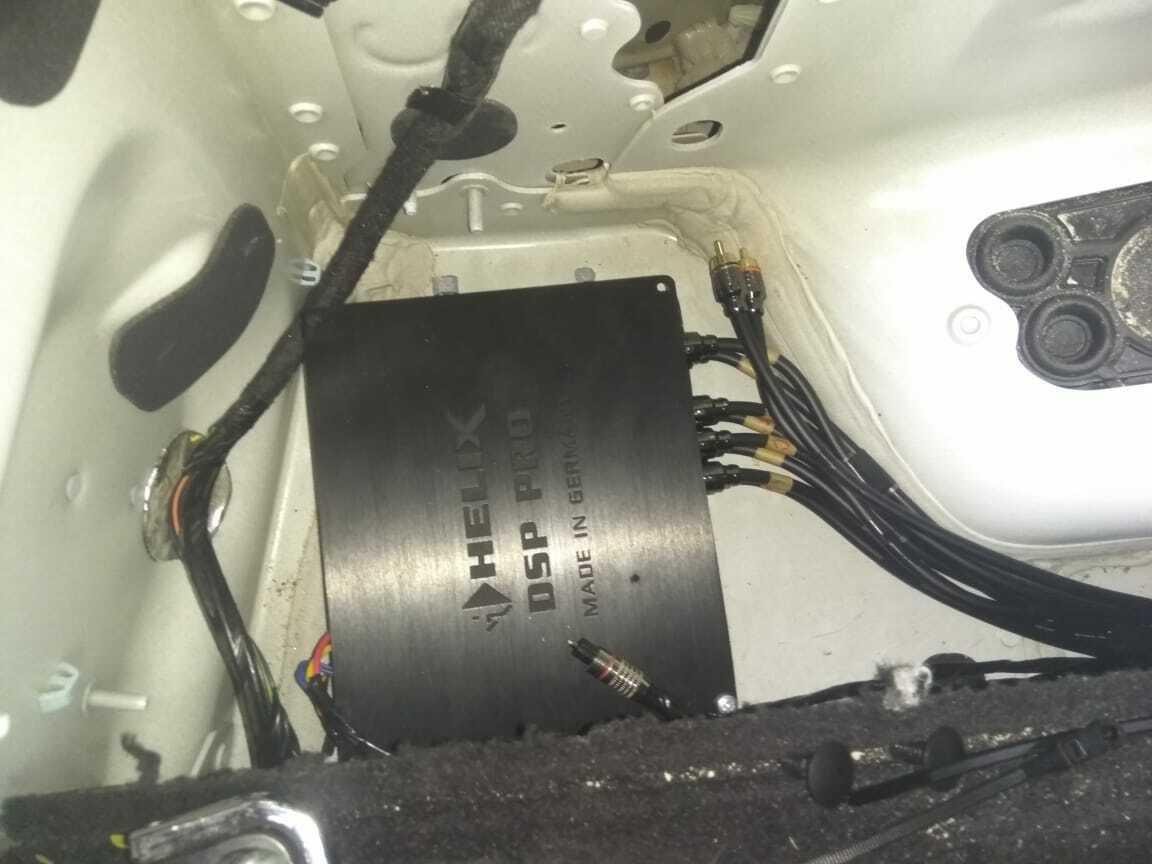 аудиопроцессор helix dsp pro