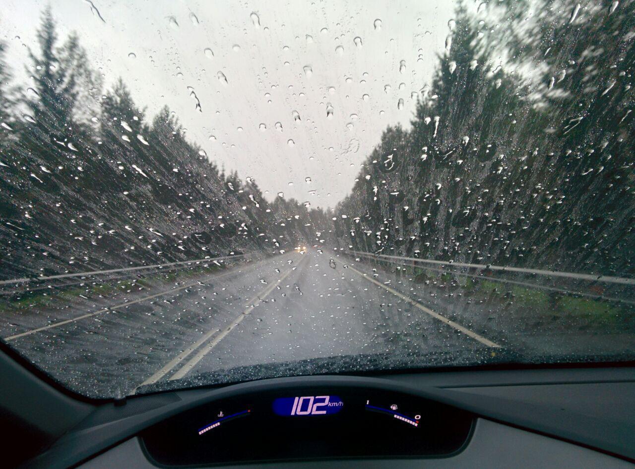 покрытие автомобиля антидождь