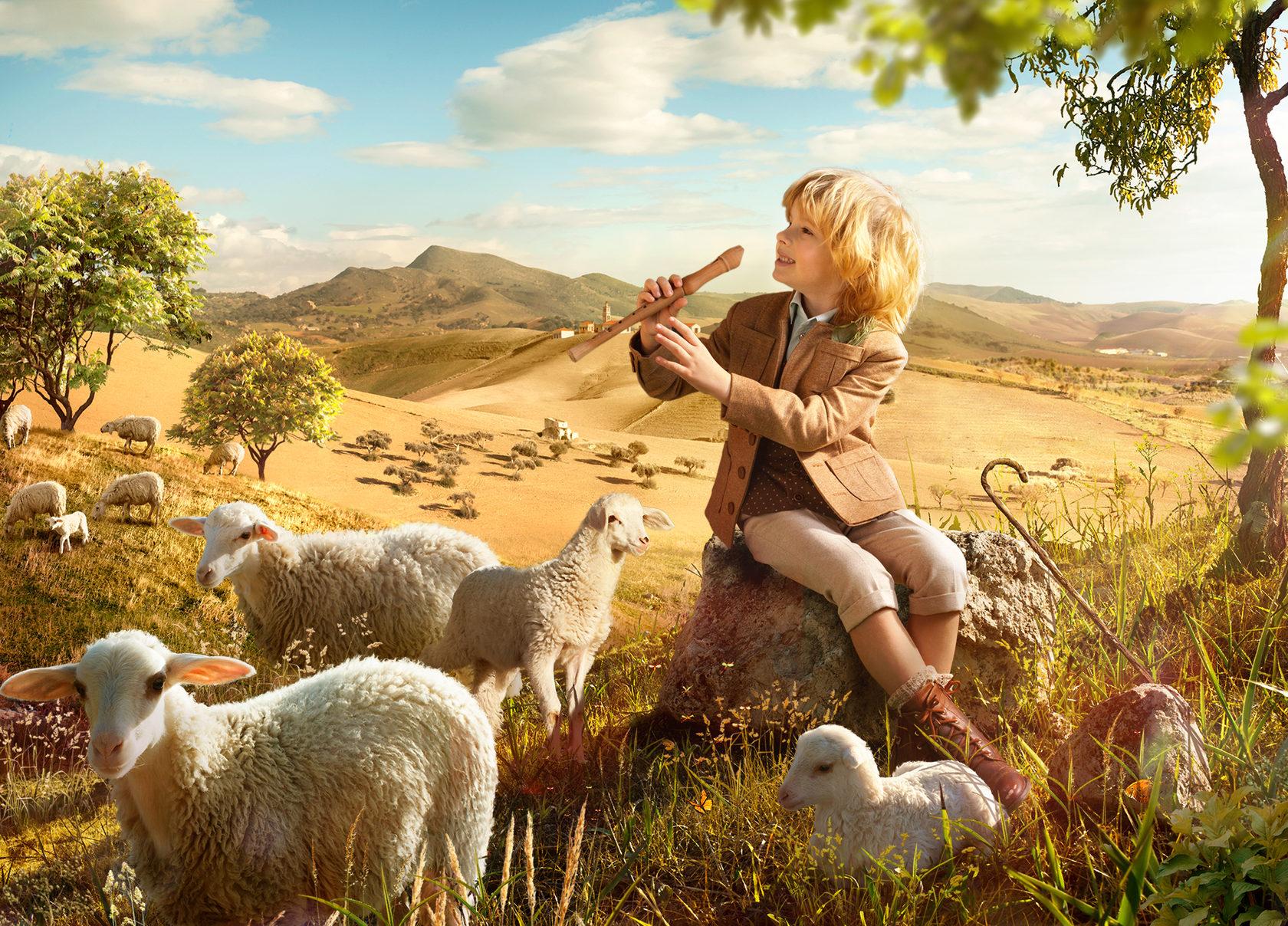 жизнь два пастуха картинки такую
