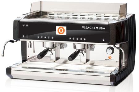 Кофемашина Visacrem V6 Plus автомат