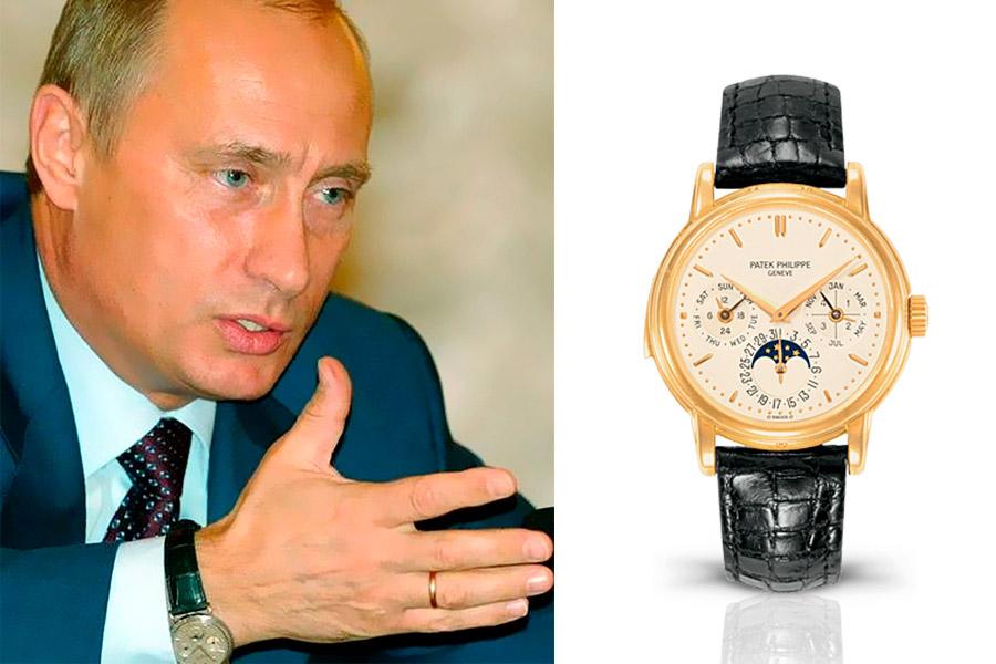 Часы Путина