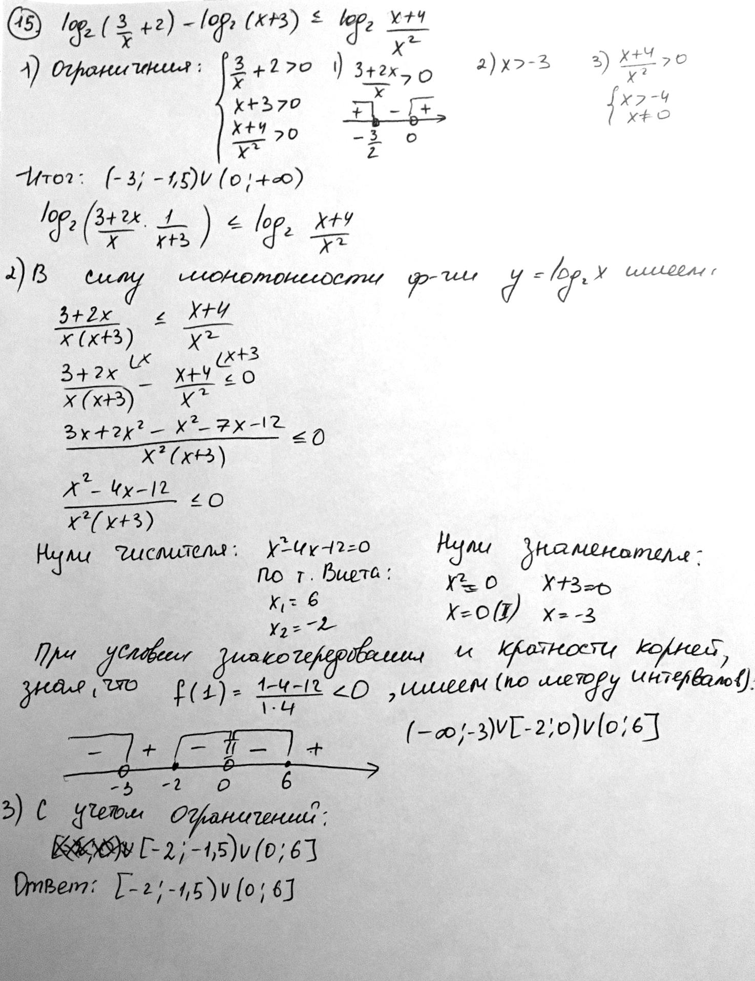 Егэ 11 класс по алгебре решения задач реши задачу разными способами три