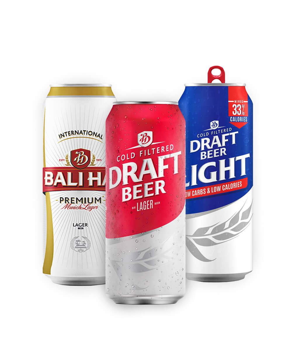 Пиво Бали Хай оптом (Bali Hai)