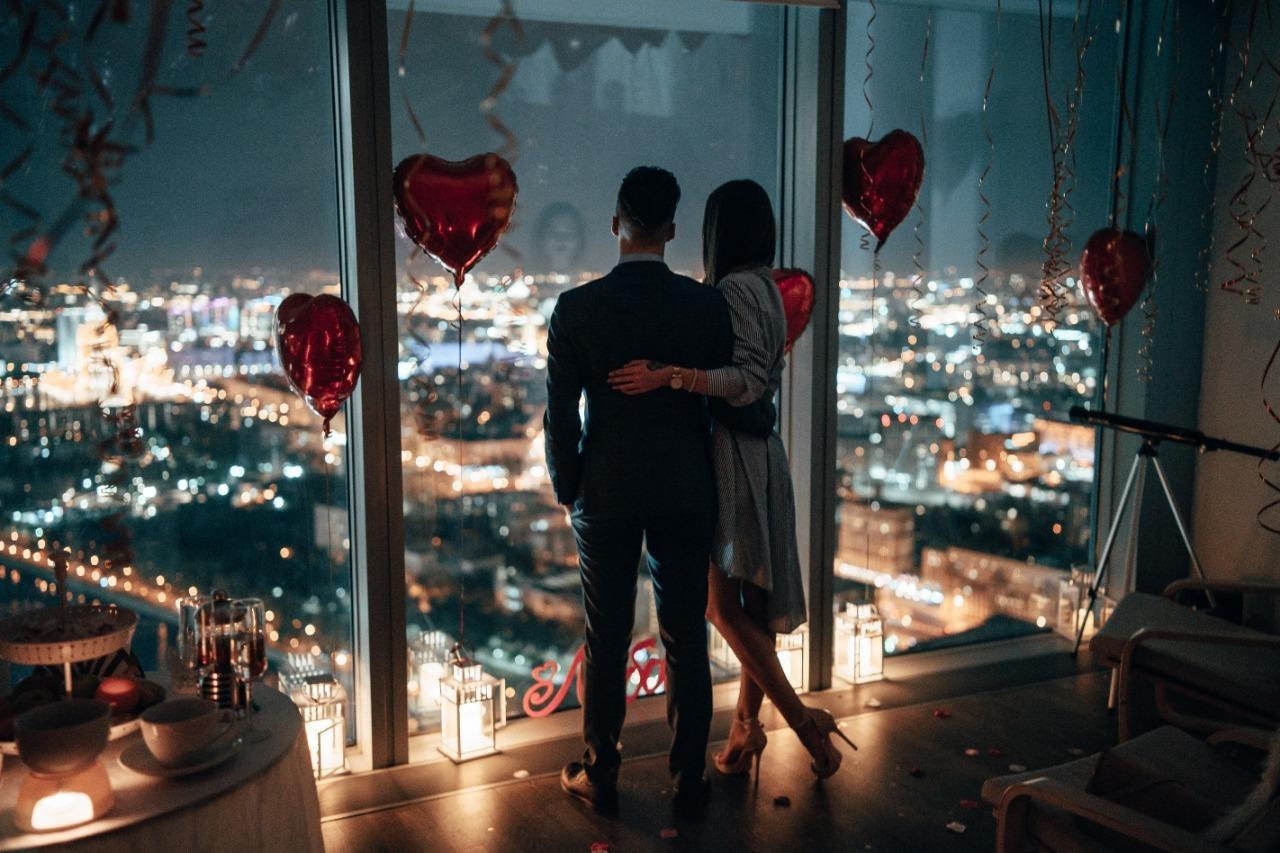 Романтическое свидание для двоих картинки