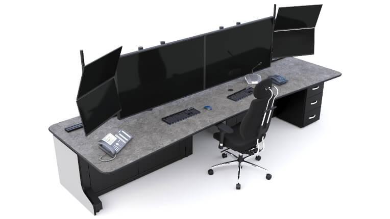 Диспетчерский стол для Системлинк