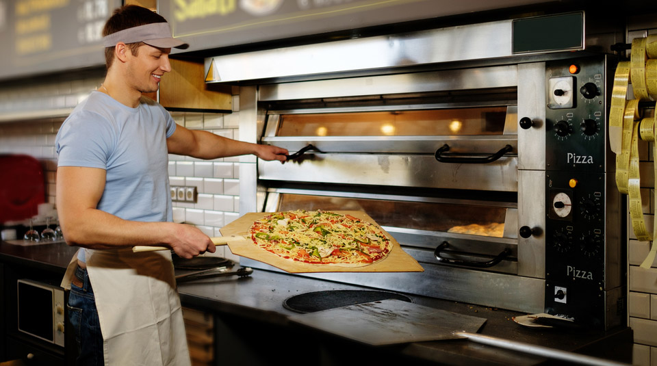Шкафы для пиццы