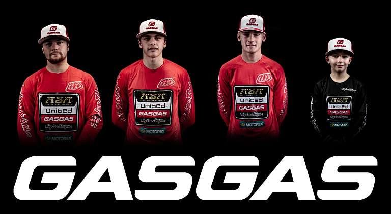 Команда ASA United переходит на GasGas