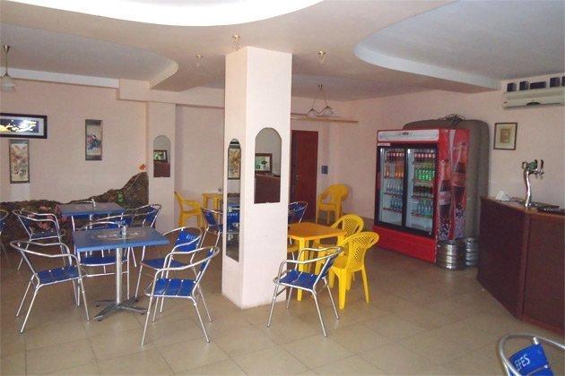 Столовая в гостинице Рио, Лермонтово