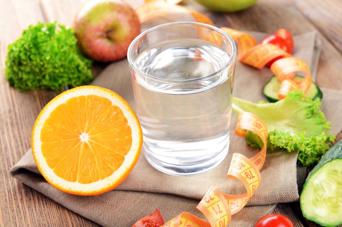 Особенности Водной Диеты. Водная диета