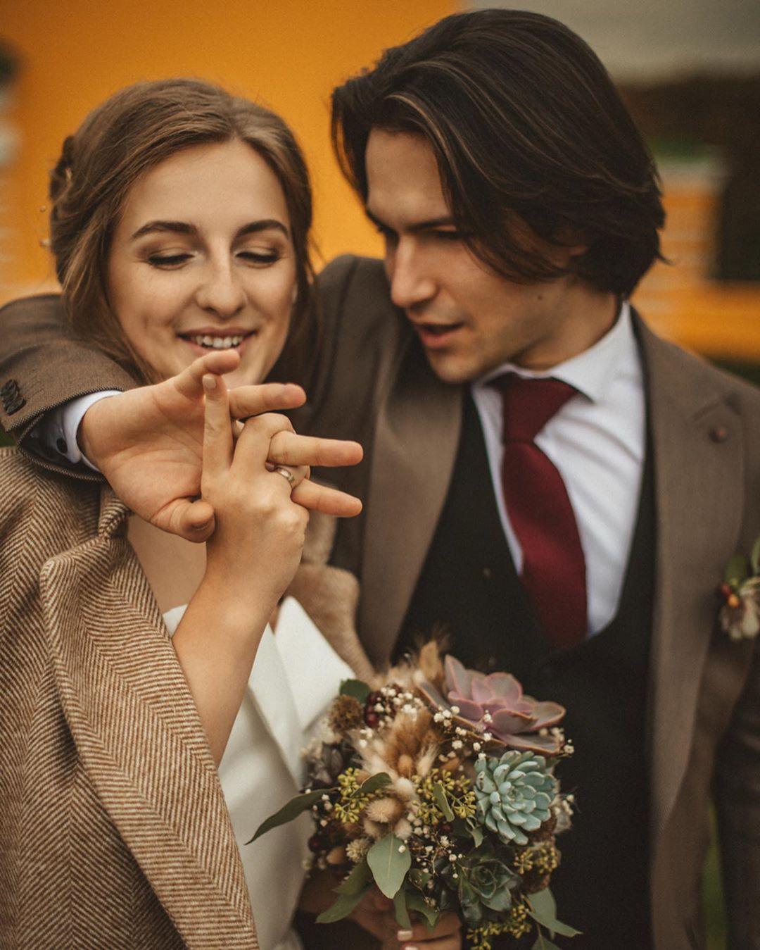 Свадебный букет невесты. Фото3