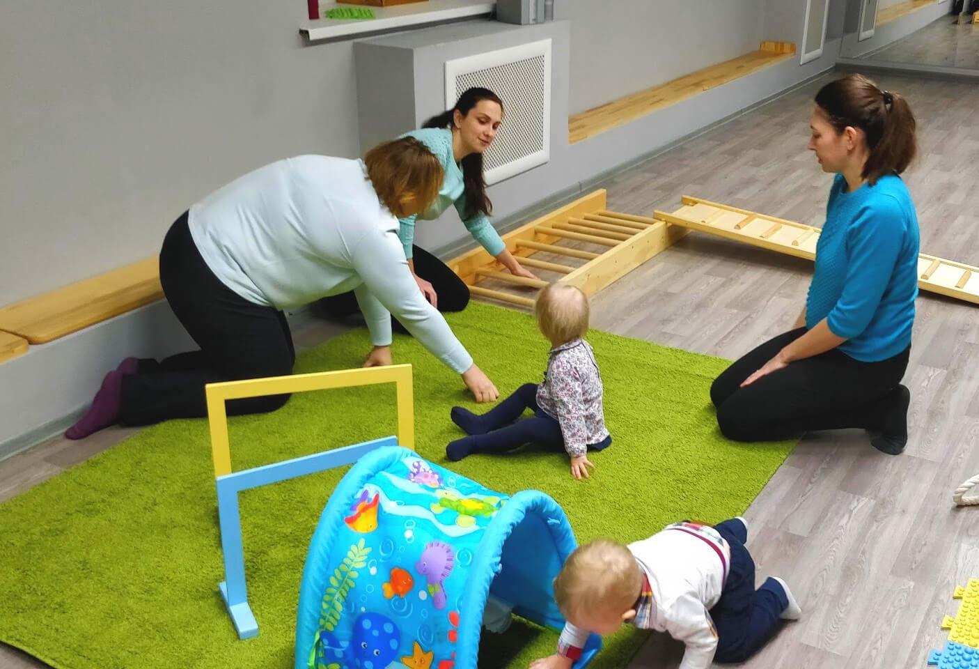 Мама и малыш - курс для адаптации к детскому саду