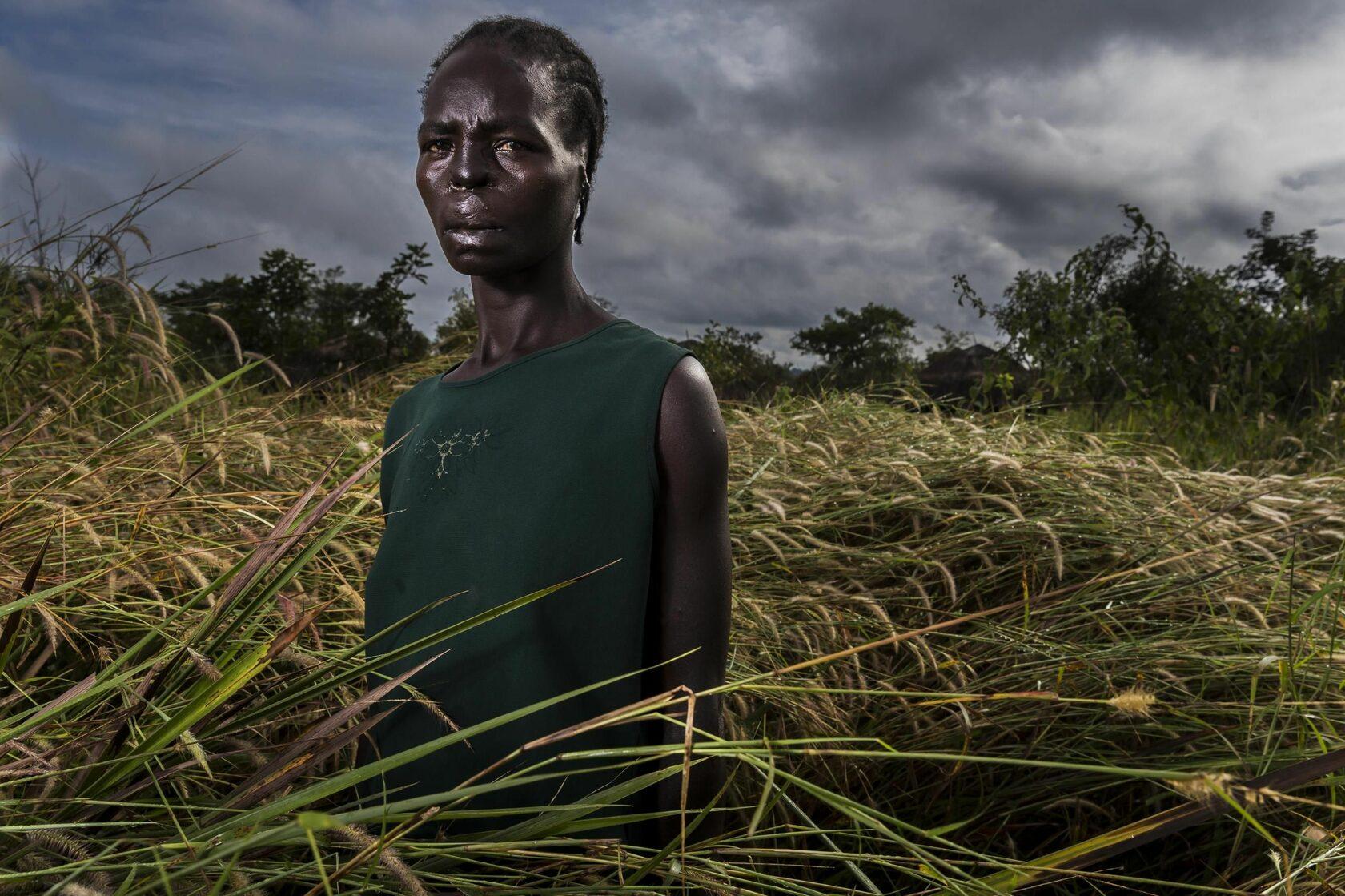 Фотография одного из победителей в престижной премии по фотожурналистике  World Press Photo