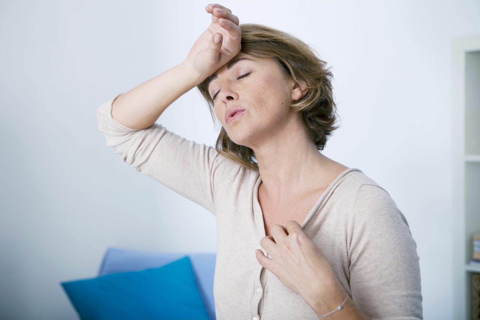головная боль и жар