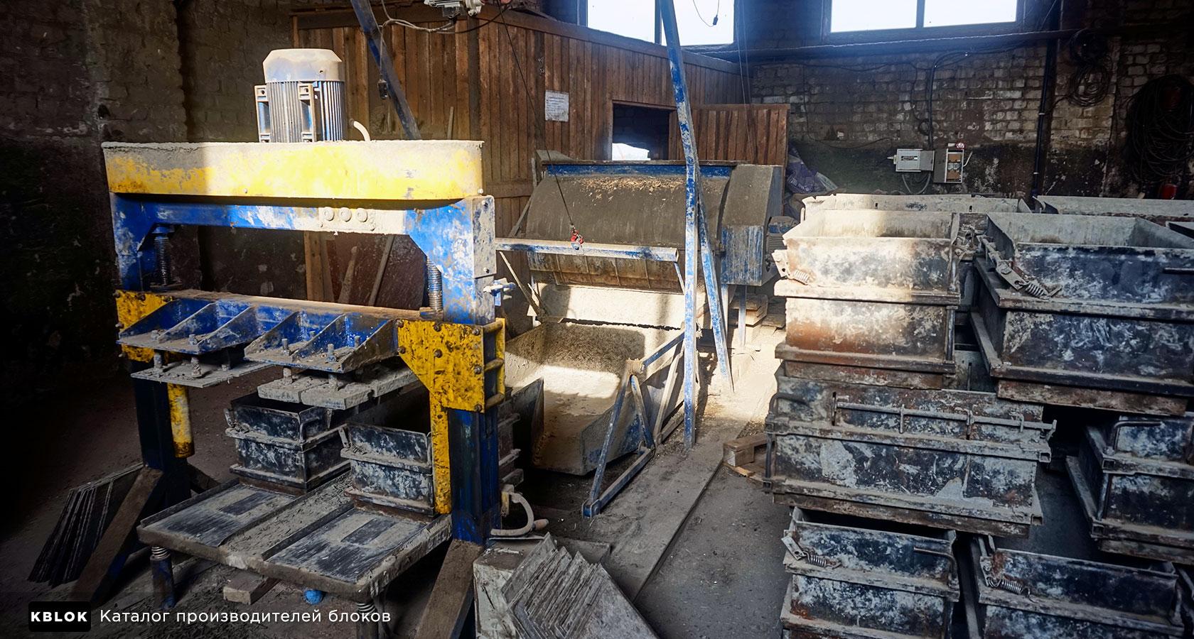 производство арболита в Кировской области