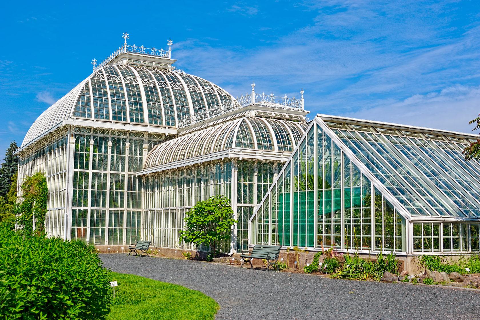 Ботанический сад в Хельсинки, режим работы, описание, цены на билеты