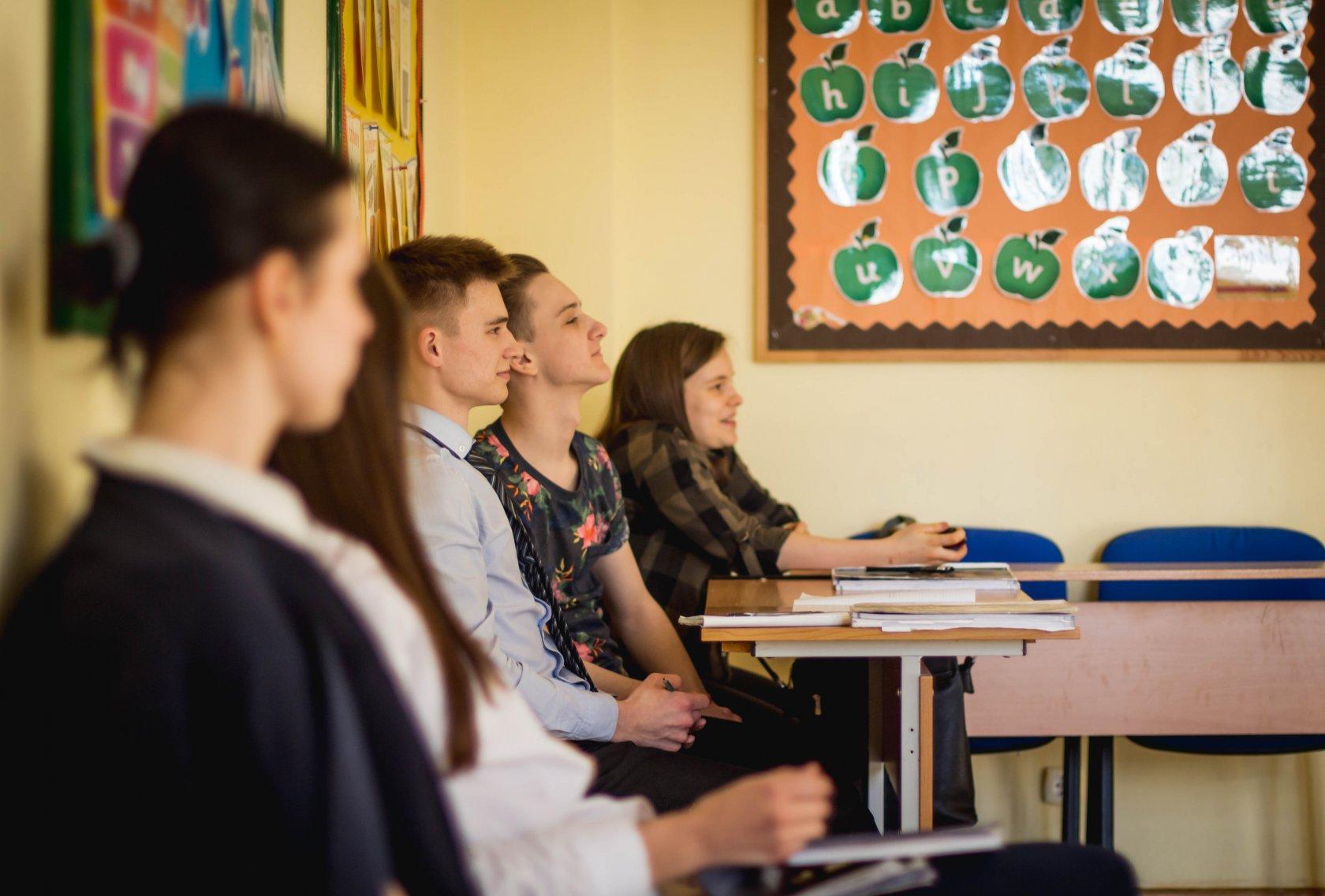 В Тюмени продолжатся бесплатные курсы английского языка ...