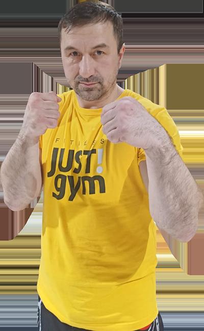 Виктор Фролов - тренер по самбо