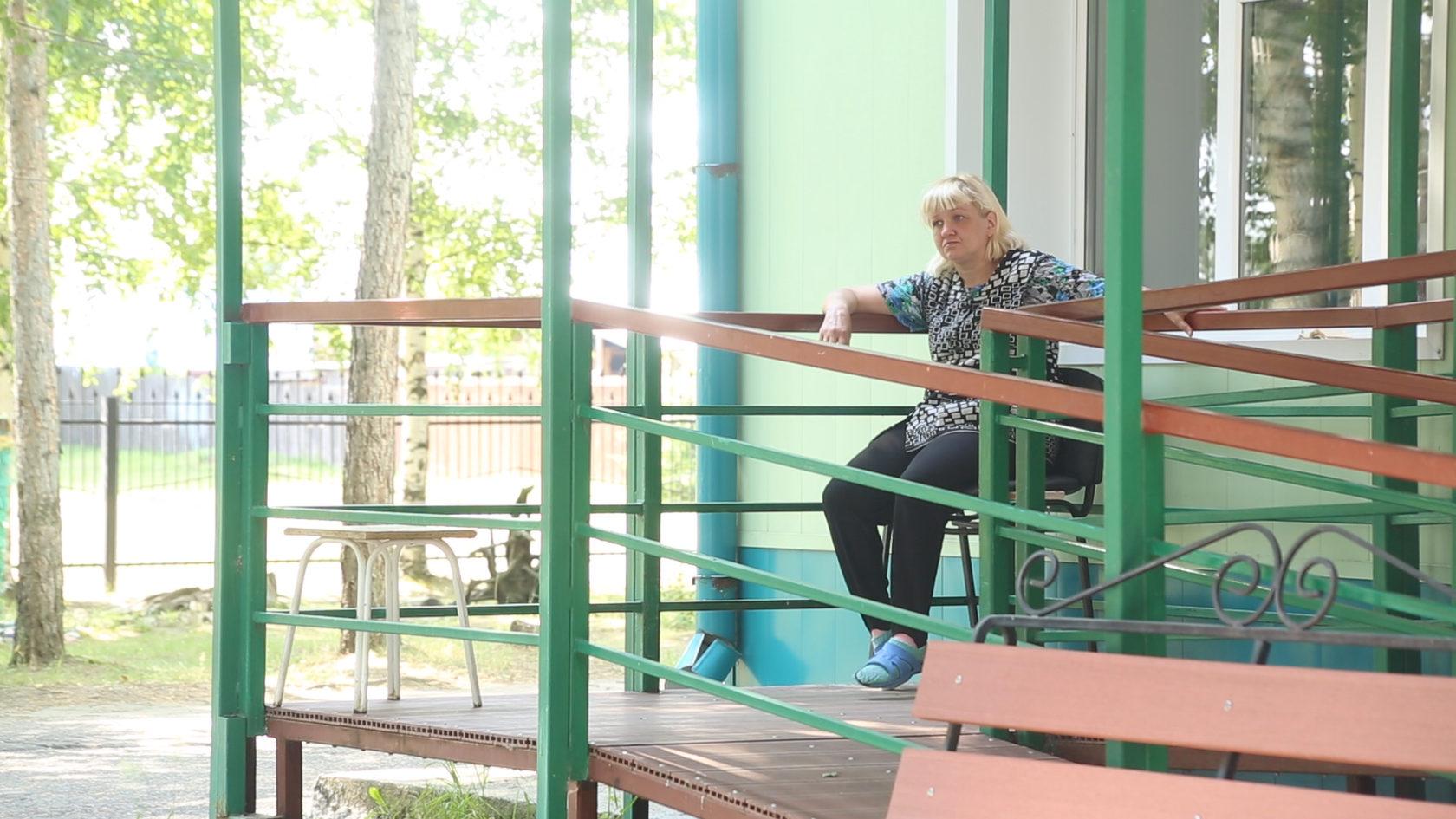 домашний комплекс упражнений для пожилых
