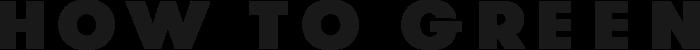 logo howtogreen