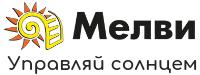 Логотип Мелви