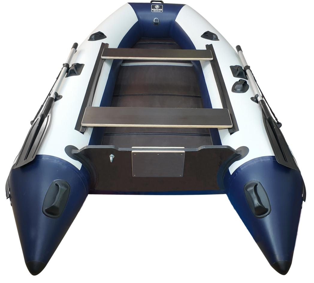 Моторная лодка пвх с килем 300