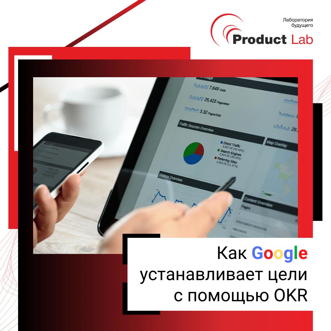 OKR Google
