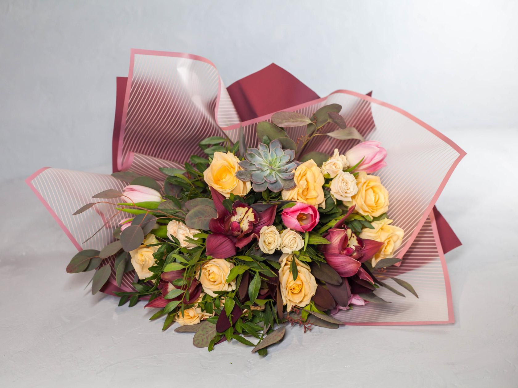 Цены цветов, купить букет цветы прима