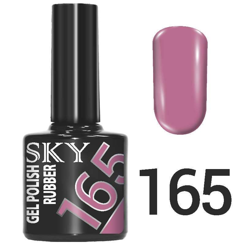 Sky gel №165