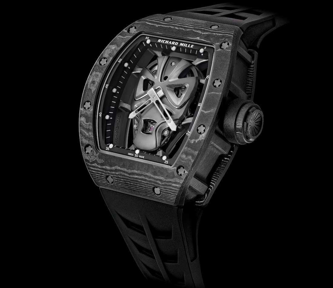Продать часы Richard Mille  - Выкуп б/у часов в Тюмени