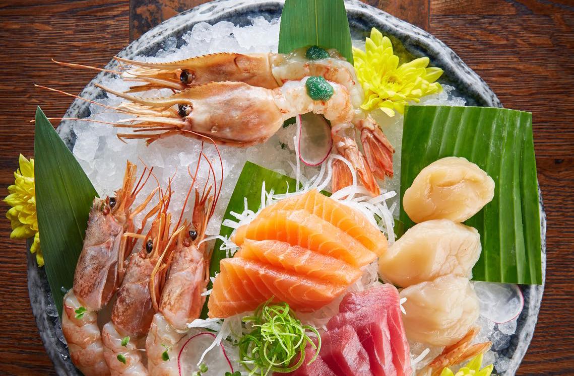 Свежие поставки морепродуктов в ресторан Moregrill: гребешки, крабы, ракушки и свежая рыба для наших гостей