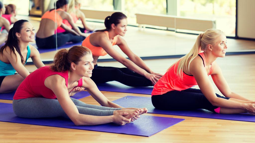 Профессиональная йога студия